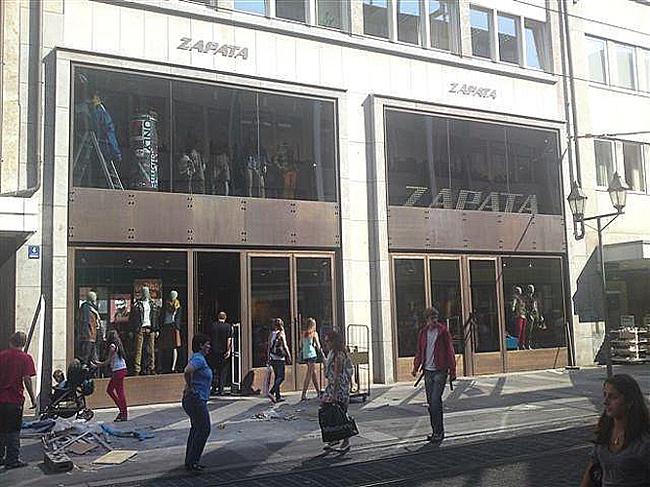 Bronze Shop front