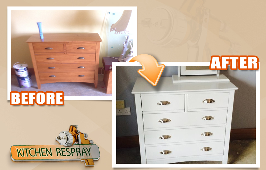Furniture Respray